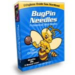 BugPin Needles Box of 50