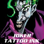 Joker Tattoo Ink