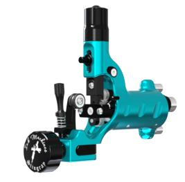 Stingray X2 Rotary Tattoo Machine Cyanide Cyan