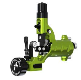 Stingray X2 Rotary Tattoo Machine Slime Green