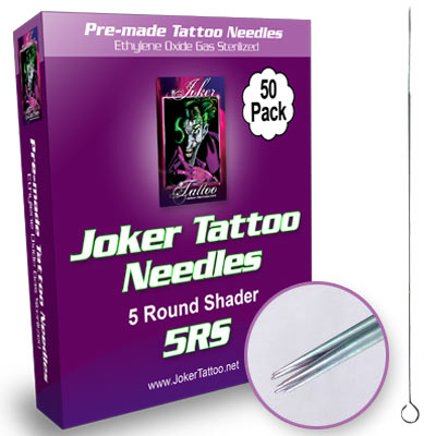 5RS Tattoo Needles
