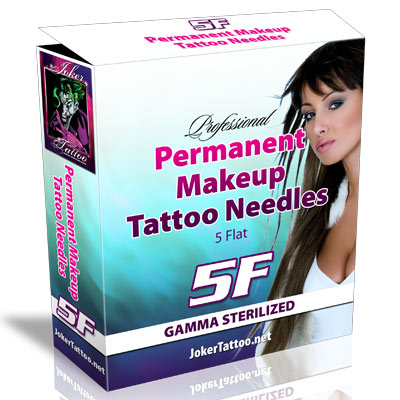 Permanent Makeup Tattooing Needles 5F