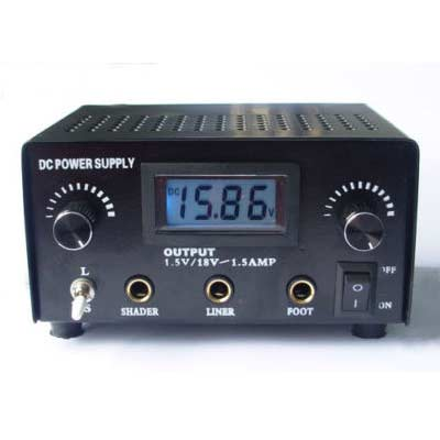 Power supply units wholesale tattoo supplies for Power supply for tattoo