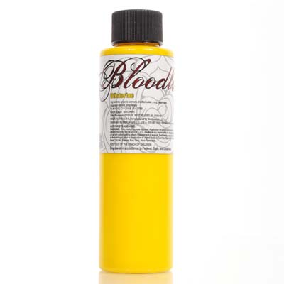 Bloodline Blisterine Yellow Tattoo Ink