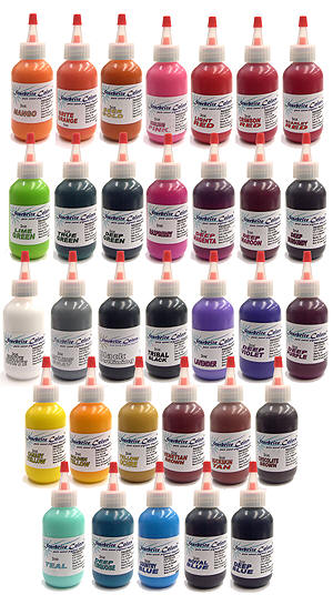 Starbrite tattoo ink 32 color set starbrite 32 color set for Cheap tattoo ink