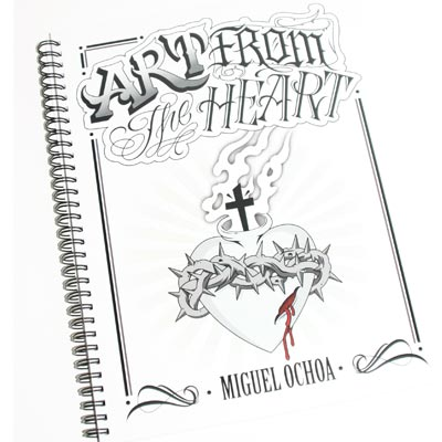 Art From The Heart Tattoo Flash Book