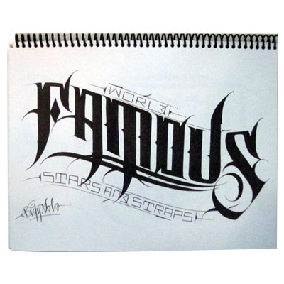 lettering styles for tattoos