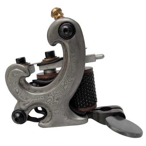 Damascus Tattoo Machine 2