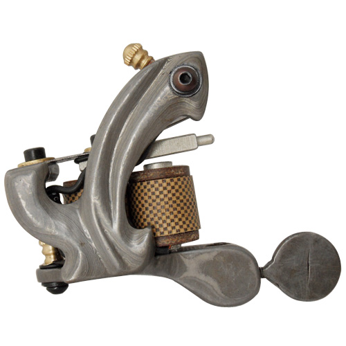 Damascus Tattoo Machine 6
