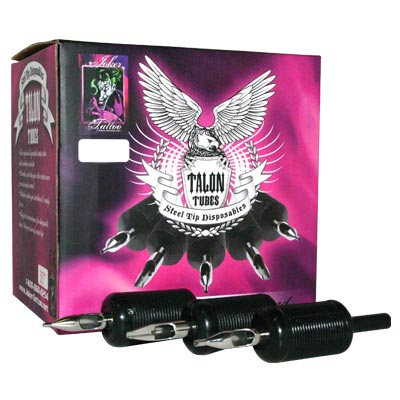 Talon Disposable Tubes with Stainless Steel Tips 7RT